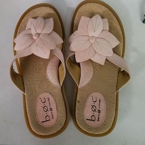 Born Concepts | Light Pink Flower Sandals